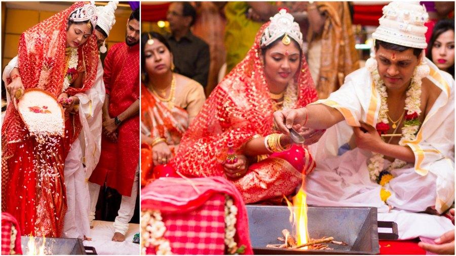 Bengali Wedding Ritual