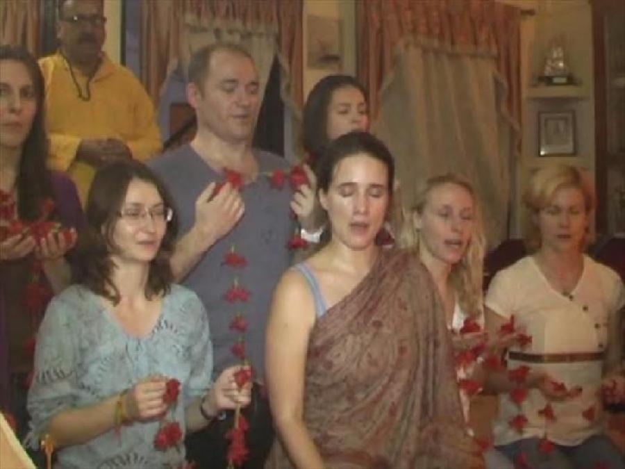 Hinduism has fascinated many
