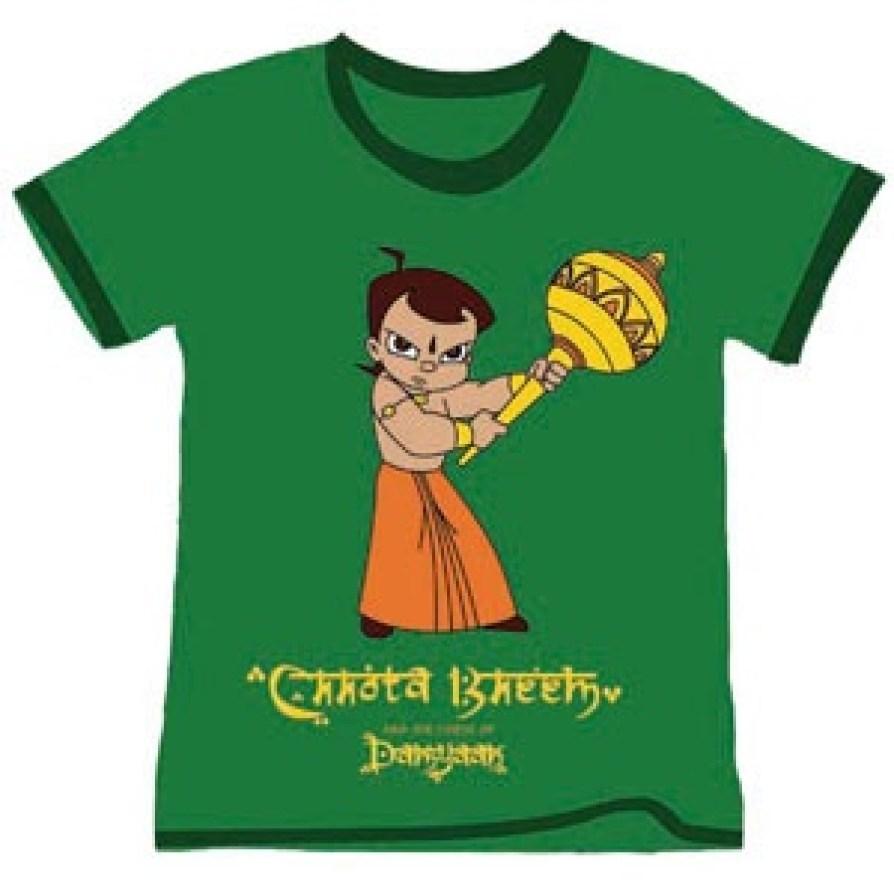 The brave character, Chhota Bheem