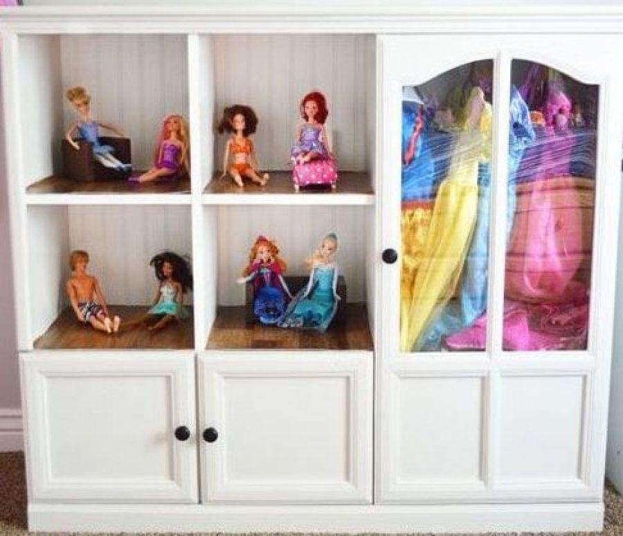 TV Cabinet modified