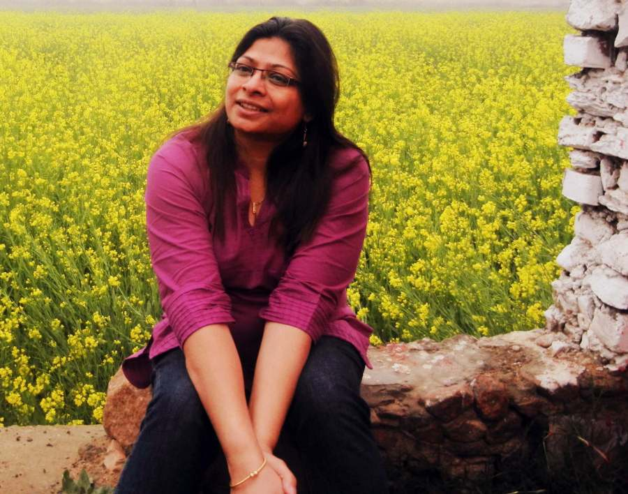 Rashmi believes that the literary scene in India is exciting