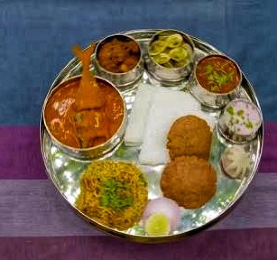 Sol-curry, A part of Malwani Thali