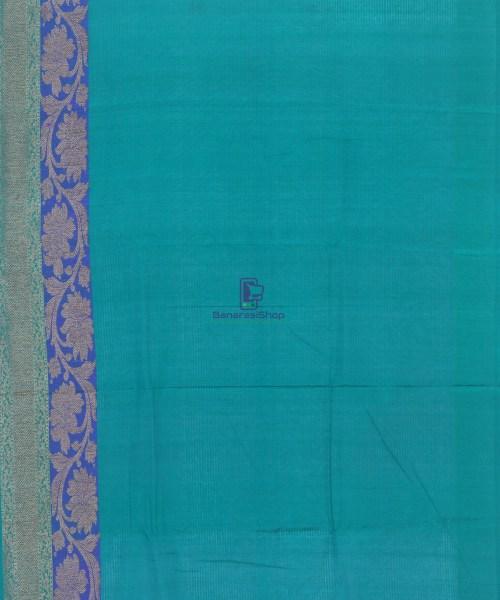 Banarasi Pure Handloom Dupion Silk Fuschia Pink Saree 7