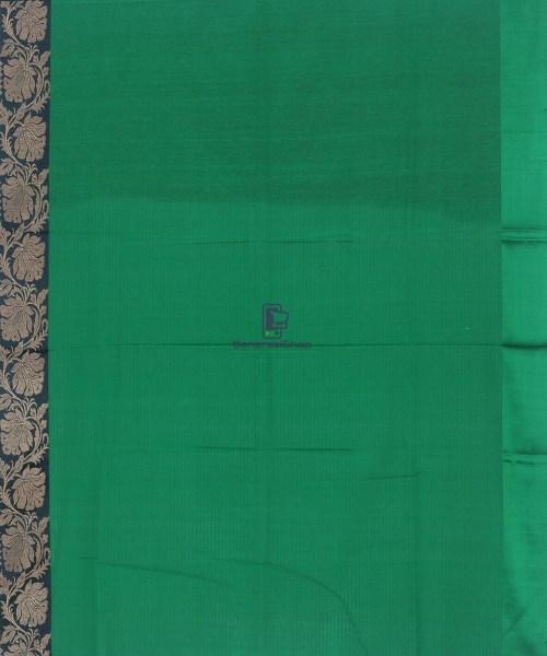 Banarasi Pure Handloom Dupion Silk Rose Red Saree 7