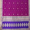 Banarasi Pure Handloom Silk Cotton Off-white Saree 5