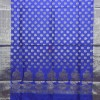 Woven Pure Tussar Silk Banarasi Saree in Lilac Purple 9