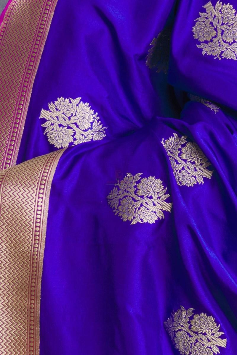 Banarasi Handloom Katan Silk Dupatta 5