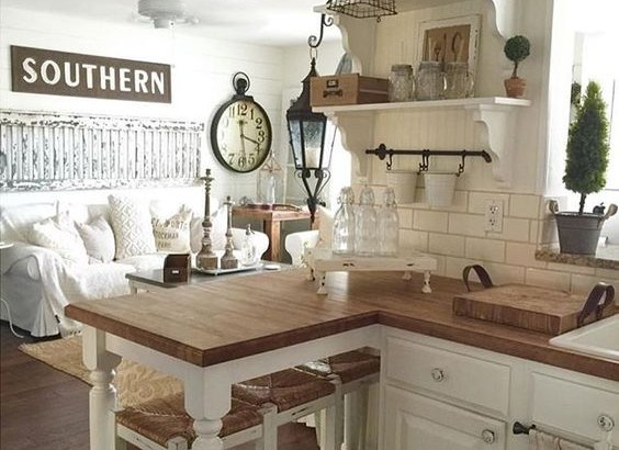 10 Beautiful Rustic Farmhouse Decor Ideas