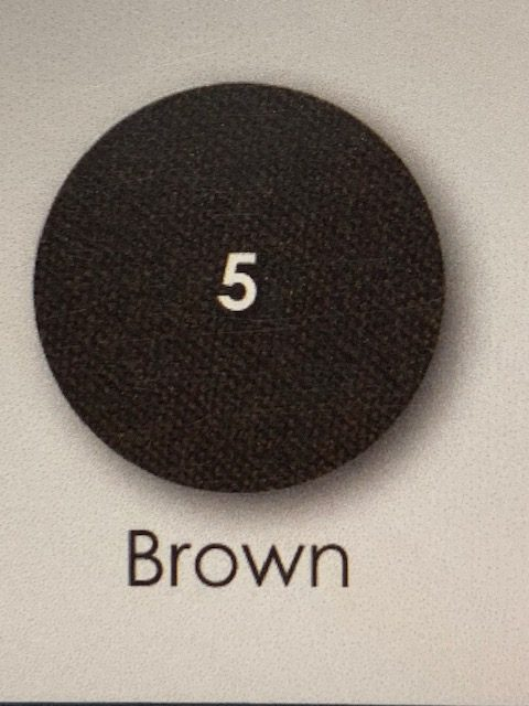 Brown Percale