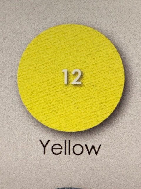 Yellow Percale
