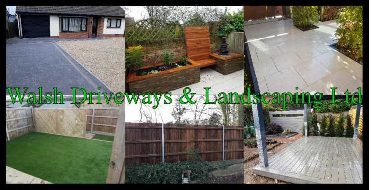 Walsh Driveways & Landscaping Ltd Banbury
