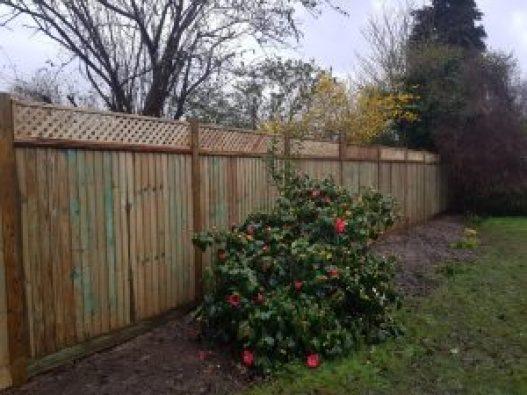 Fencing Banbury Oxfordshire