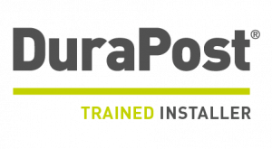 Trained DuraPost fencing Installer