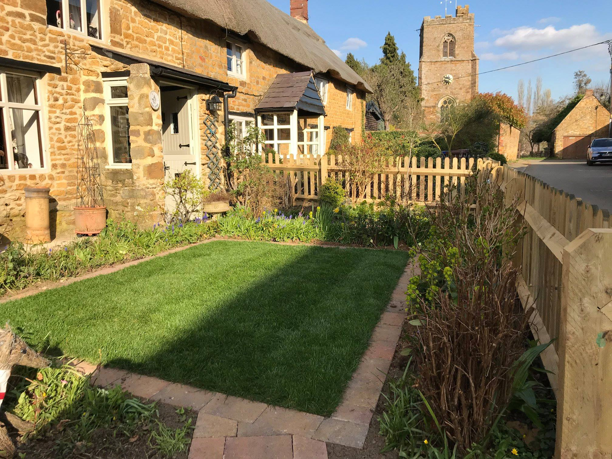 Cropredy Cottage Garden Renewal