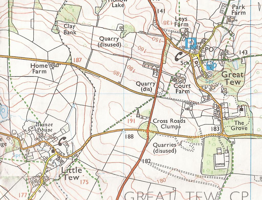 Banburyshire Maps