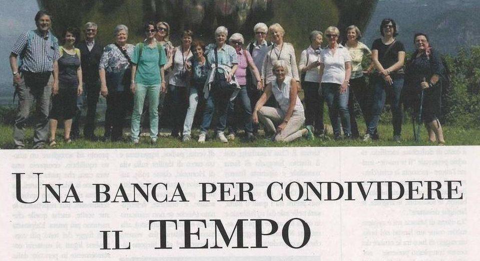 Articolo sulla rivista Monitor dell'Alto Adige