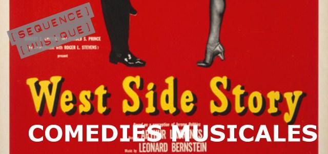 Bannière de la séance n°3 avec West Side Story