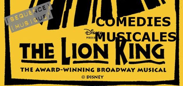 Bannière de la séance 6 sur le roi lion