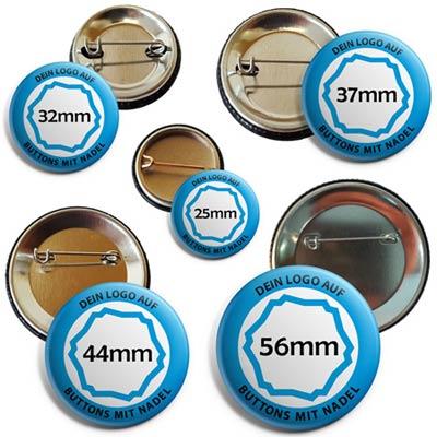 buttons bestellen