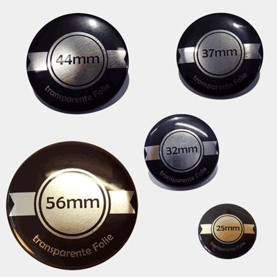 Silber Buttons bestellen