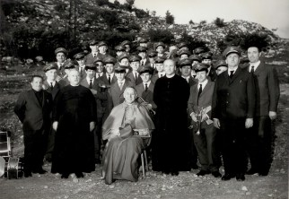 Piani di Bobbio Card. Giovanni Colombo, il 6 Settembre 1965
