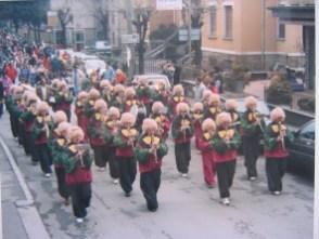 Barzio - Carnevale anni '90
