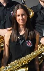 Coral Rodríguez, Saxofón Alto Solista AMC