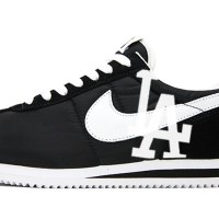 LA Dodgers Custom Nike Cortez Shoes NBW