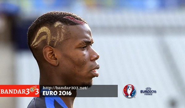 Paul Dogba Perancis Euro 2016