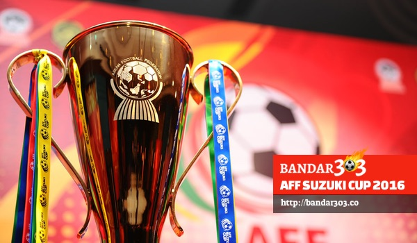 Piala AFF Suzuki Cup dibawa pulang Indonesia