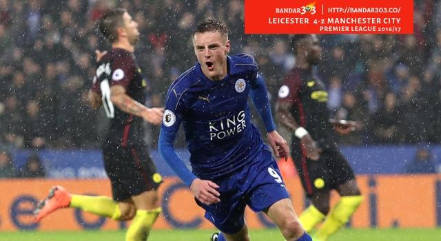 Jamie Vardy EPL Leicester