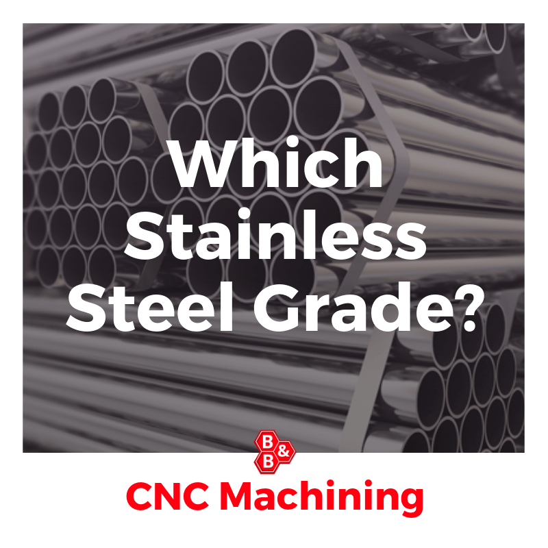 which stainless steel grade