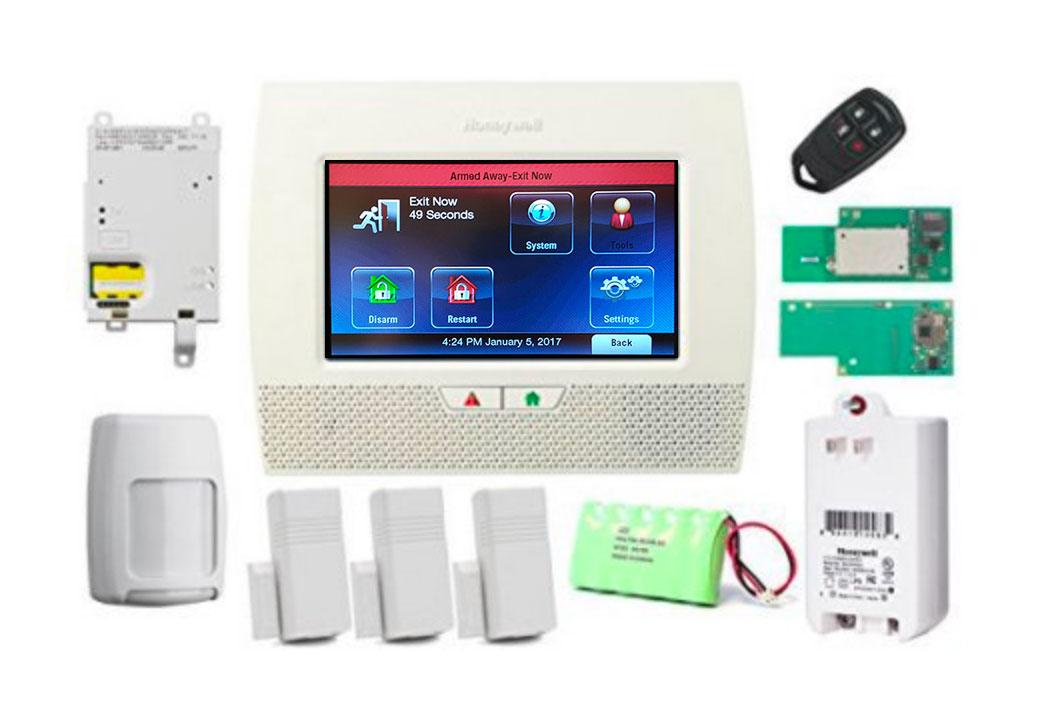 Best Self Monitoring Alarm System