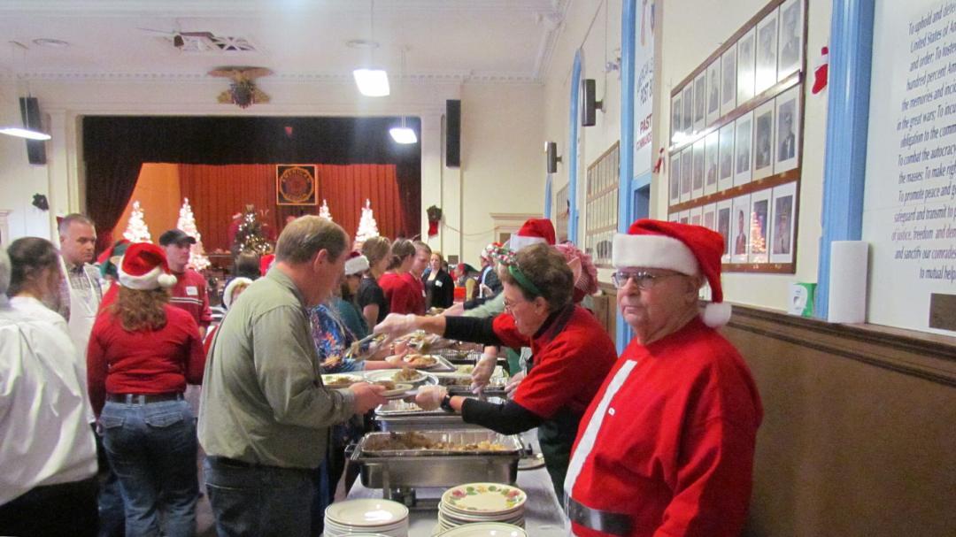 Free Christmas Dinner Near Me.Bandera Family Community Alliance Free Christmas Dinners