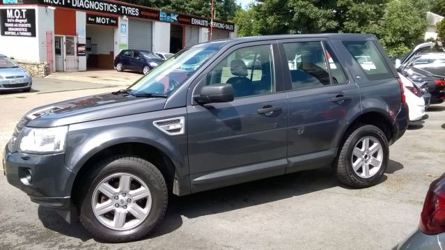 Land Rover Freelander GS TD4 Automatic