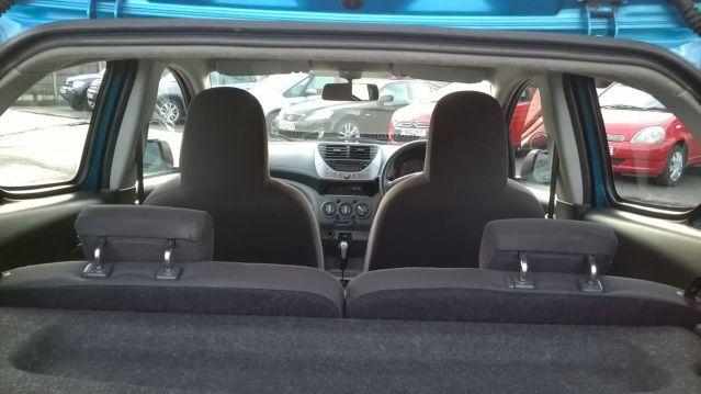 Nissan Pixo Automatic