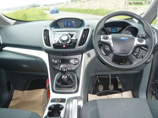 FORD GRAND C MAX 7 SEATER