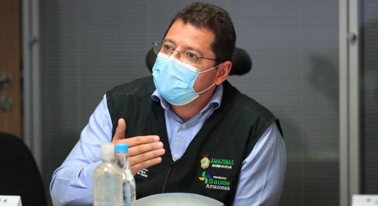Rosiene Carvalho | Ex-secretário de Saúde do AM passa de testemunha a investigado pela morte de pacientes sem oxigênio no estado