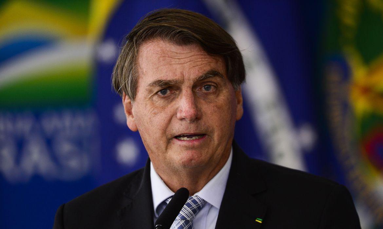 Jair Bolsonaro e Marcelo Seráfico