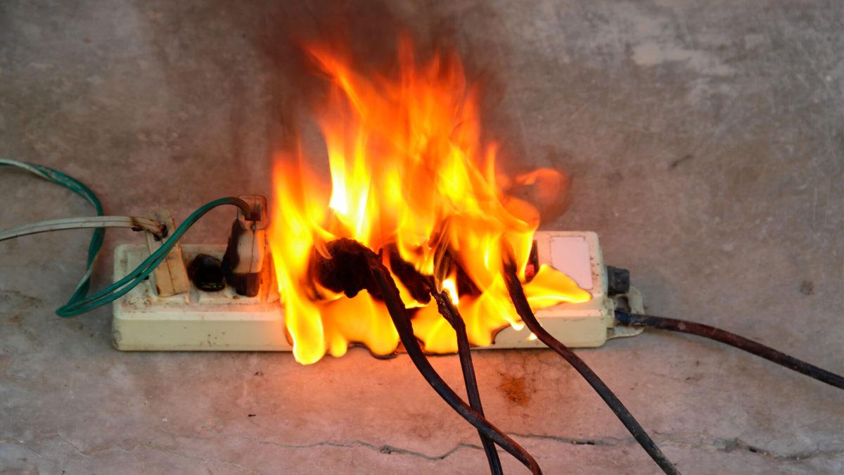 Problemas de energia e mau uso de equipamentos são principais causas de incêndios