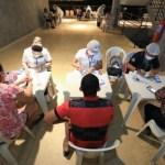 Governo do AM continua testagem de covid em participantes de evento teste desta sexta-feira