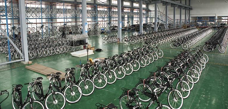 Escassez de insumos vindos da China continuam a afetar produção de bicicletas no PIM