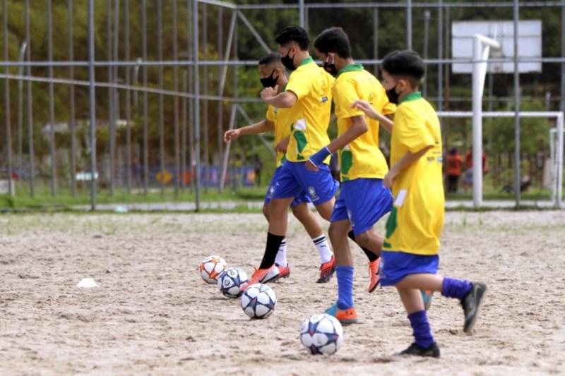 Local onde era ocupação irregular no Monte Horebe vai virar centro esportivo em Manaus