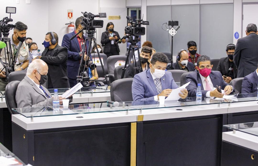 CPI da Amazonas Energia define calendário de depoentes