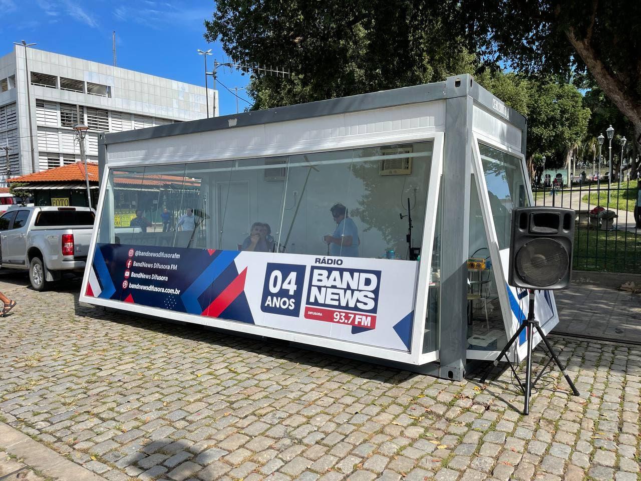 Com programação especial, BandNews Difusora comemora quatro anos no ar