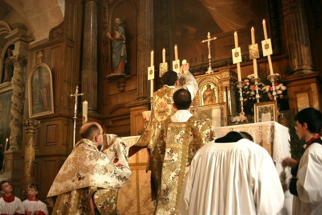 The Mass: Our Refuge and Salvation