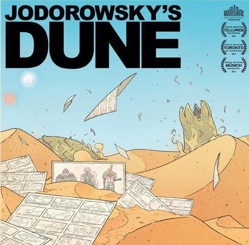 Jodorowsk'y Dune Cover