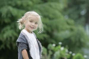 La pureté et la sincérité d'un enfant...