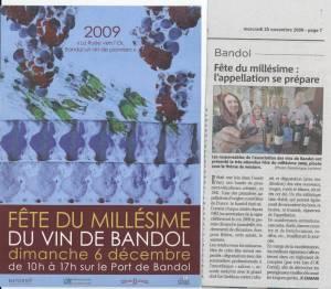 Fête des vins 2009