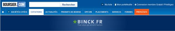 Clic sur l'image pour aller sur le site de Boursier.com